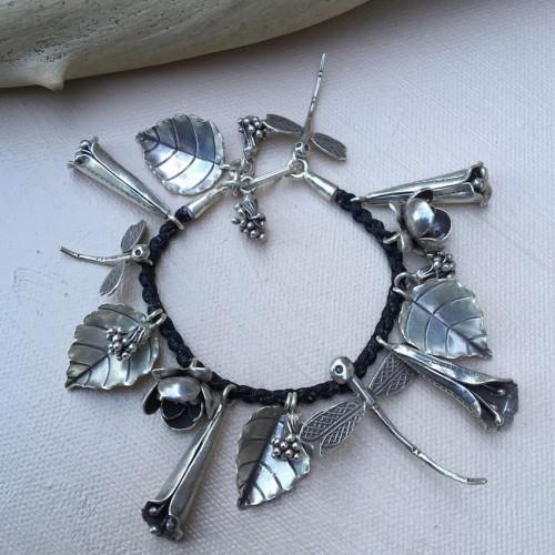 Karen Hill Tribe Silver Bracelet
