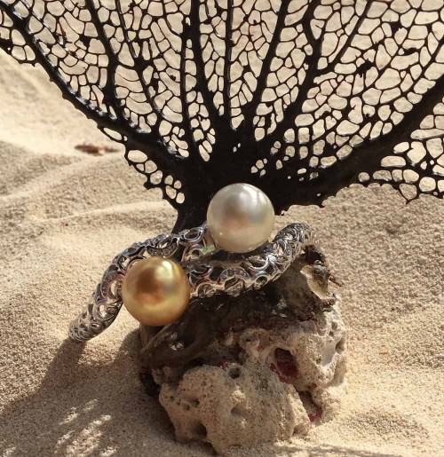 South Sea Pearl Bracelet