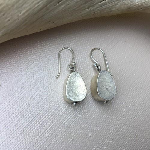 Karen Hill Tribe Silver Earrings