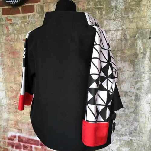 Artisan crafted Thai Silk Jacket