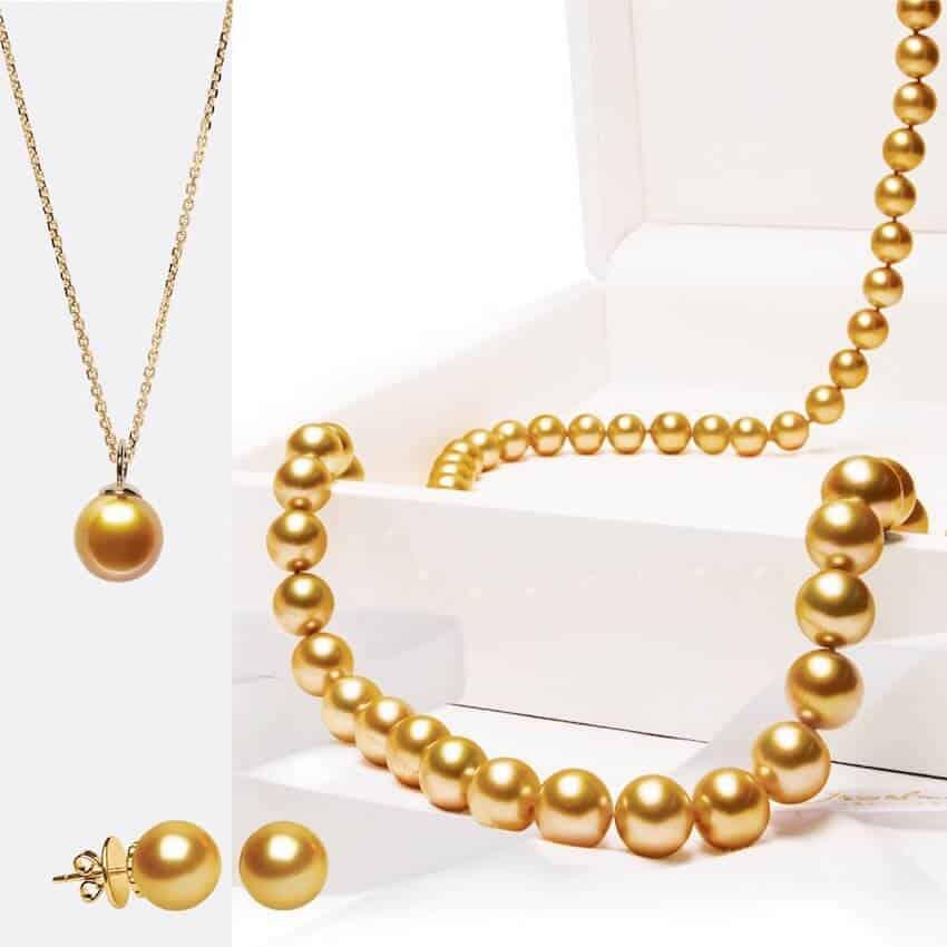 Jewelmer Pearls, Cashmere & Pearls