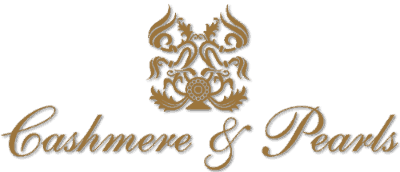 Cashmere & Pearls Logo