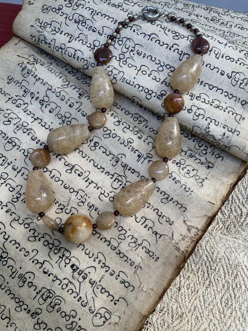 Myanmar Crystal Jewelry