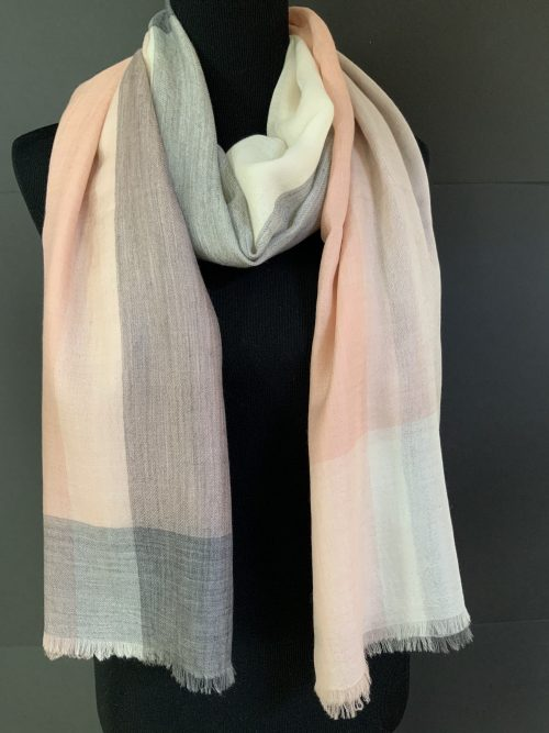 100% pure cashmere scarf