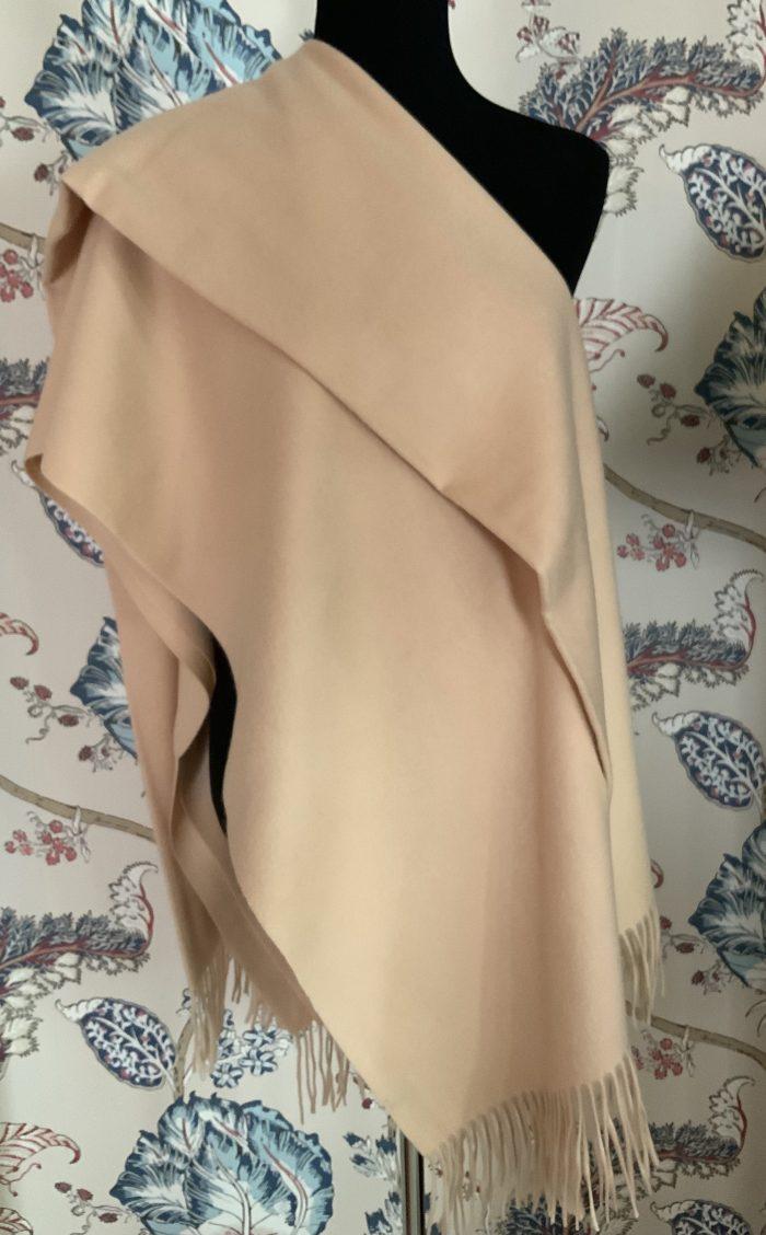 Pure Cashmere Travel Wrap