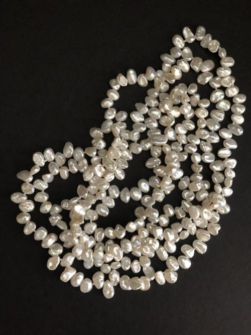 Keshie Pearl Necklace, by Cashmere And Pearls