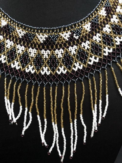 Emberá beaded jewelry, by Cashmere and Pearls