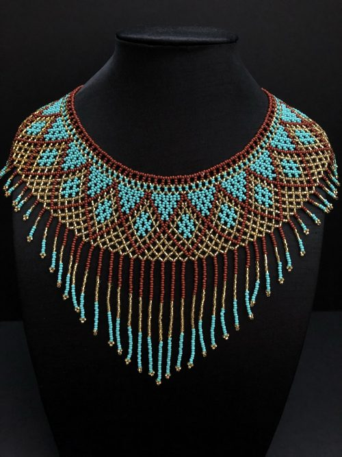 Emberá Beaded Necklace