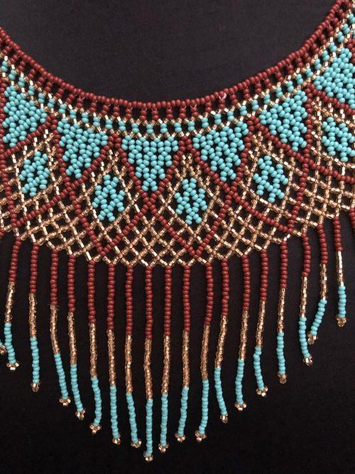 Emberá beaded necklace