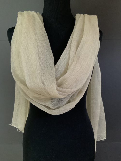 exotic cashmere scarf