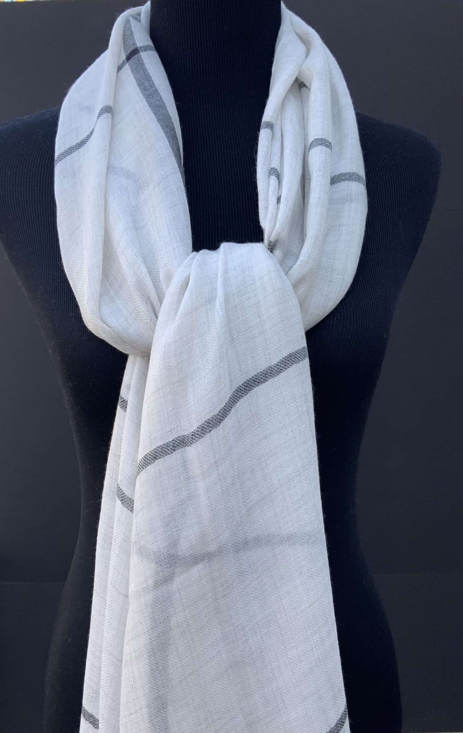 classis cashmere scarves